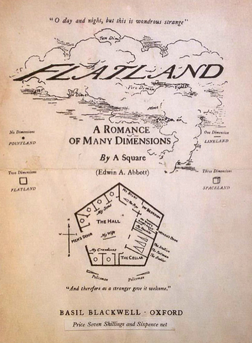 Cover of the book flatland